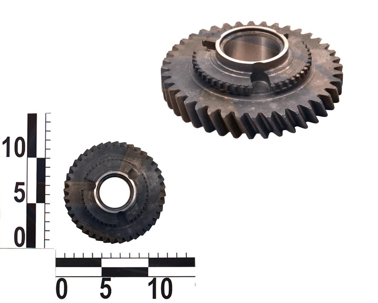 Шестерня КПП ВАЗ 1118, (2181), 1 передачі (під вал 2110). 21810-1701112-00 (АвтоВаз)