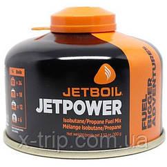 Газовый баллон Jetboil Jetpower Fuel 230 гр