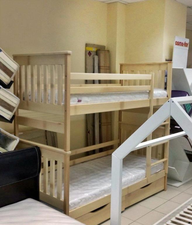 Кровать двухъярусная Адель Дуо