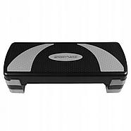 Степ-платформа SportVida 3 уровня 78х29х20 см (SV-HK0160), фото 2