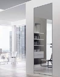 Двери скрытого монтажа зеркало с 2-х сторон откр. наружное