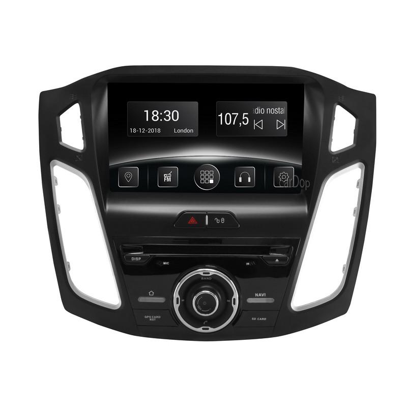 Штатна магнітола Ford Focus (BK) 2015-2017 CarPlay