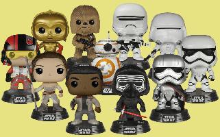 Фанко Поп Funko Pop Звёздные войны Star Wars