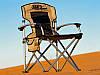 Комфортный складной стул-кресло ARB для кемпинга (150 кг), фото 3