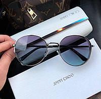 Жіночі брендові сонцезахисні окуляри (7315) green