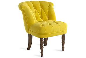 """Крісло """"Беніта"""" від Шик-Галичина (жовтий)"""