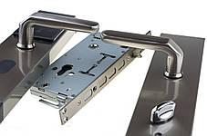 Автономный RFID замок SEVEN Lock SL-7735B Silver, фото 3