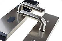 Автономный RFID замок SEVEN Lock SL-7735B Silver, фото 2