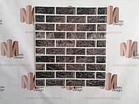 Самоклеючі 3Д декоративні панелі м'які під цеглу 77*70 см 7 мм NNdesign
