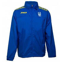 Ветровка тренировочная сборной Украины Joma FFU209011.17 синяя