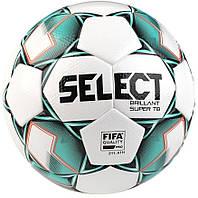 Футбольный мяч Select BRILLANT SUPER FIFA TB Размер 5