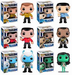 Фанко Поп Funko Pop Звёздный путь Star Trek