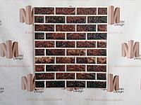 Самоклеющиеся 3Д декоративные панели мягкие под кирпич 77*70 см 7 мм NNdesign