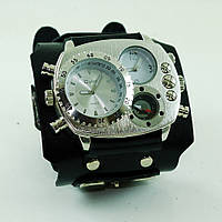 Мужские часы Scappa U-Boat 11 Black Silver