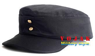 Кепка М-43 егерская, ЧЕРНАЯ