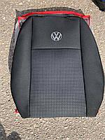 Авточехлы VIP VW T4 (1+1) 1990-2003 автомобильные модельные чехлы на для сиденья сидений салона VOLKSWAGEN Фольксваген VW T4