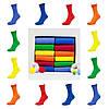 Набор носков из 12 пар без рисунка (020B), фото 2