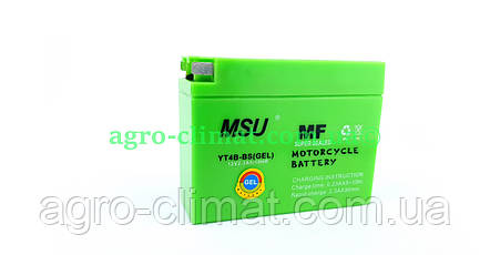 Аккумулятор для скутера гелевый 12В 2,3 А Lets таблетка, фото 2