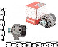Генератор ВАЗ 2170, 2171, 2172 Приора двигателя с ЭСУД (14В, 90А, 1120Вт) (9402.3701000) (КАТЭК)