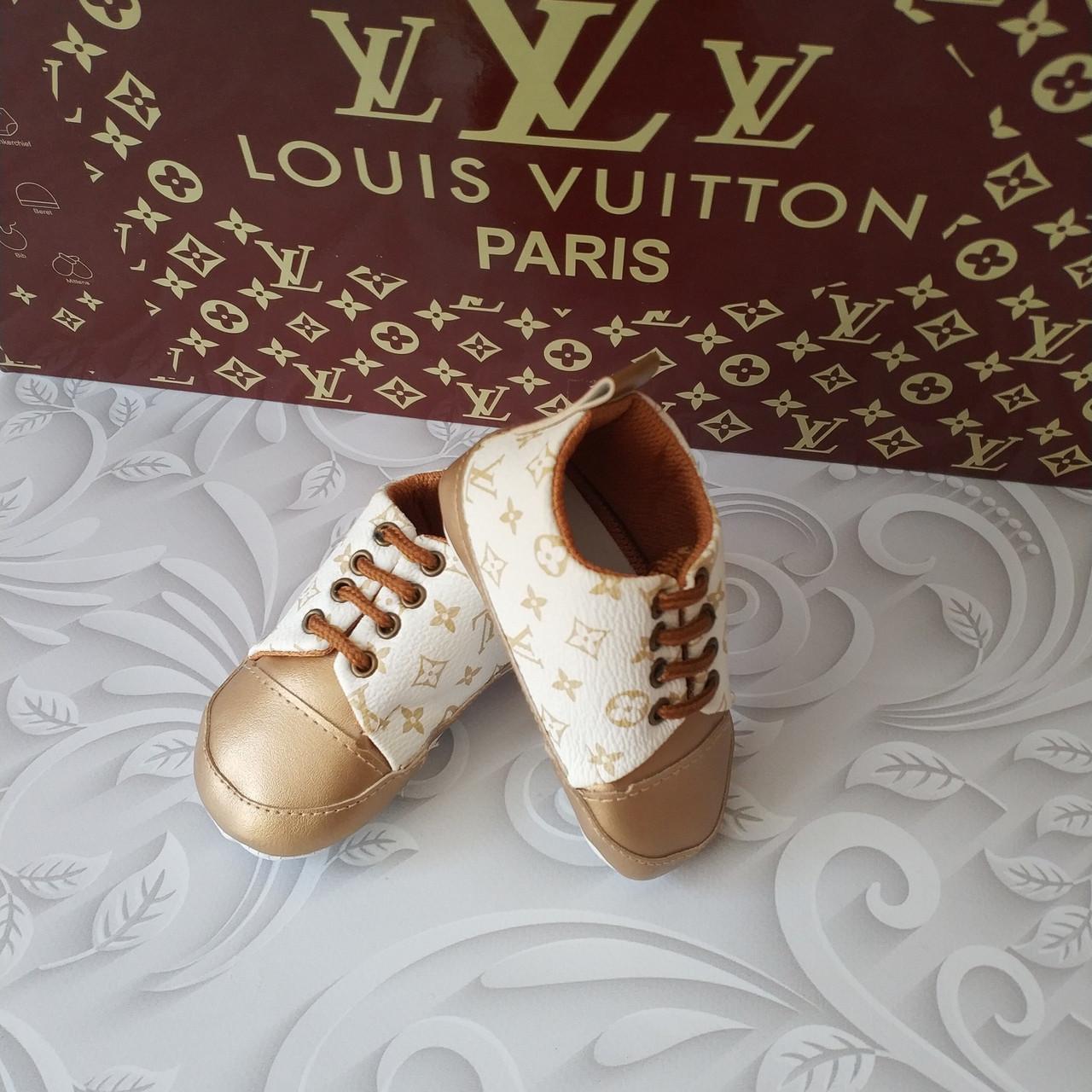 Пинетки кроссовки Louis Vuitton