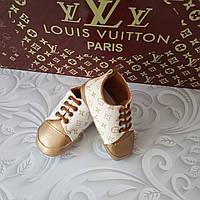 Пинетки кроссовки Louis Vuitton, фото 1