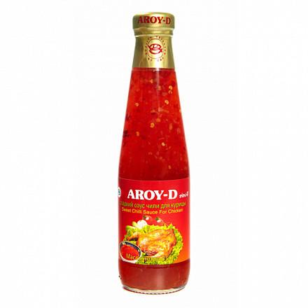 Сладкий соус чили для курицы Aroy-D 200 мл