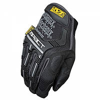 Перчатки Mechanix Wear Mpact Gloves Black/Gray, фото 1