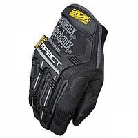 Перчатки Mechanix Wear Mpact Gloves Black/Gray, фото 1