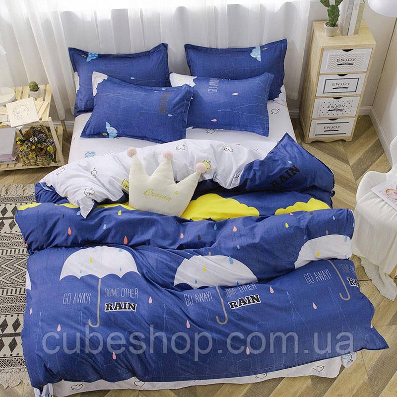 Комплект постельного белья Rain (двуспальный-евро)
