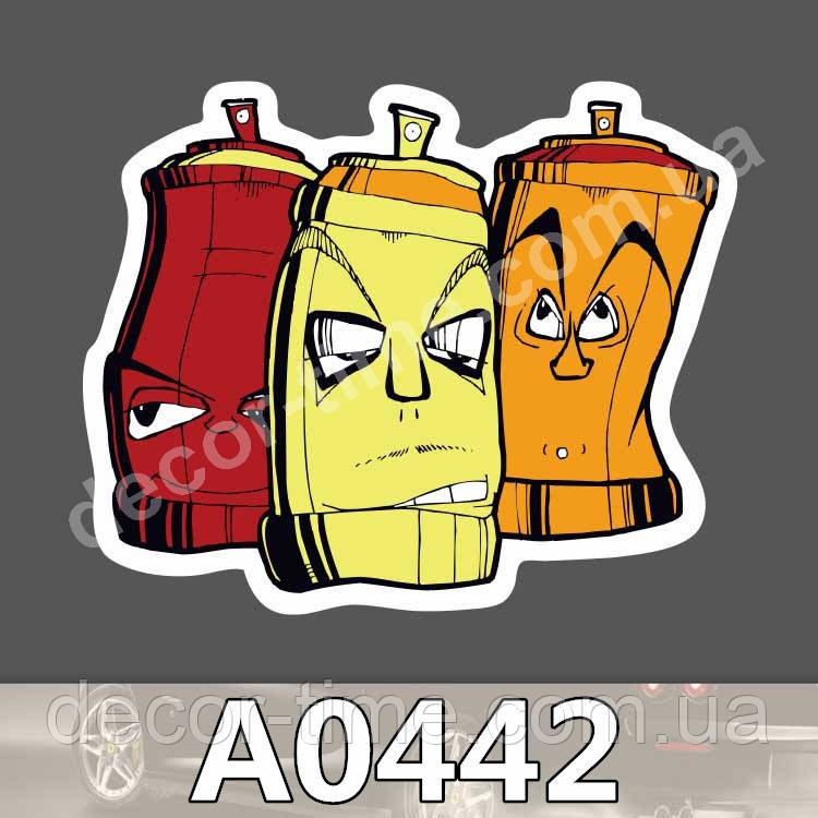 "Стікер: ""A0442"""