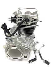 Двигатель в сборе CG-200, Зубр, Фотонг ,Мустанг.