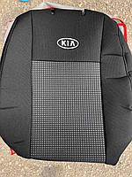 Авточехлы VIP KIA Carens 2006-2012 автомобильные модельные чехлы на для сиденья сидений салона KIA КИА Carens, фото 1