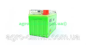 Гелевый аккумулятор 12 B 9 Ah синий GEL, фото 2