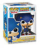 Фигурка Funko Pop Ёж Соник с кольцом Games Sonic The Hedgeho