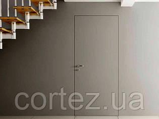 Двери скрытого монтажа крашенные по RAL 900*2050мм откр. наружное