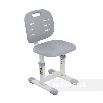 Дитячий стілець FunDesk SST2-s Grey, фото 2