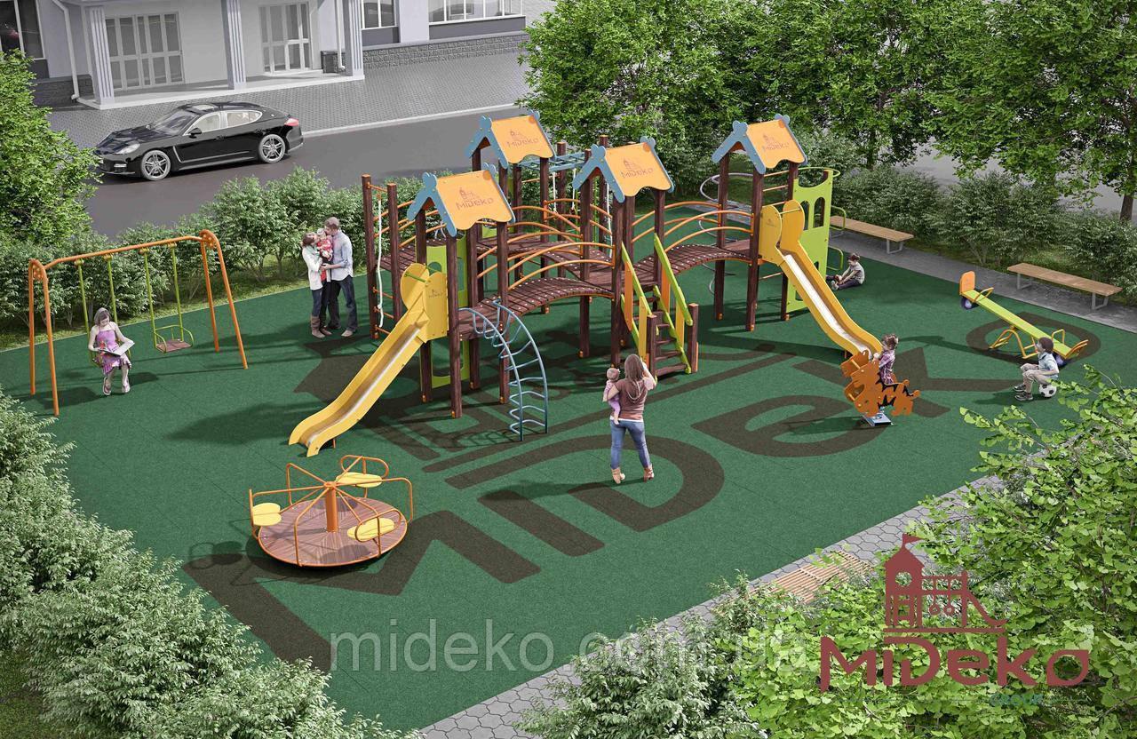 Детская площадка 0820 MIDEKO