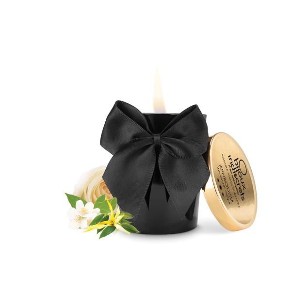 Свеча для массажа MELT MY HEART, 70 гр с афродизиаком  Bijoux Cosmetiques (Испания)