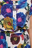 Довге жіноче плаття Влада квіти, фото 4