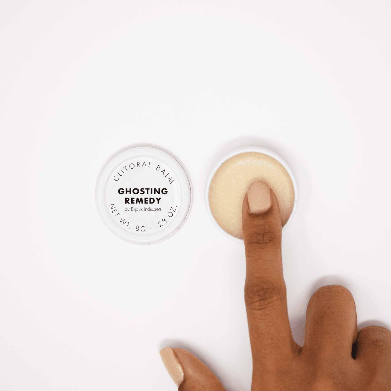Бальзам для клитора  Clitherapy: GHOSTING REMEDY  аромат ветивера  Bijoux Indiscrets (Испания)