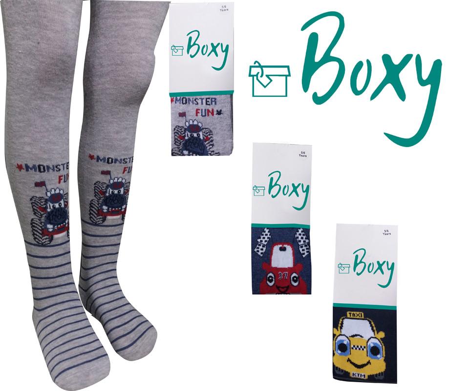 Колготы для мальчика демисезонные, Boxy  (размер 1-2лет.)