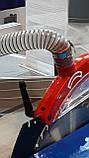 Вентиляційний гнучкий повітропровід від д.60*0,5мм до д.250мм, гофрований рукав для видалення тирси, фото 2