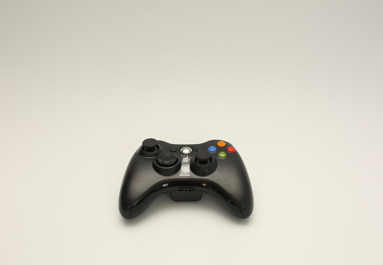Беспроводной джойстик геймпад Wireless Controller для XBOX 360 Microsoft Черный