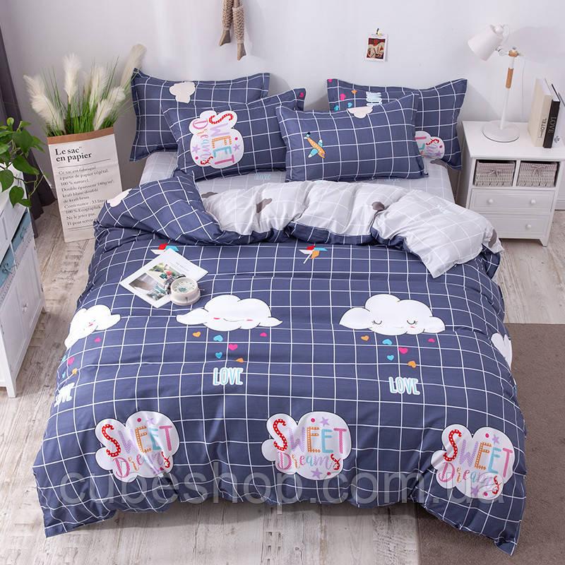 Комплект постельного белья Sweet Dreams (двуспальный-евро)