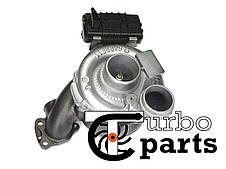 Оригинальная турбина для Mercedes 3.0CDI Sprinter/ E-Klasse/ GL-Klasse/ M-Klasse - 781743, 777318, 764809