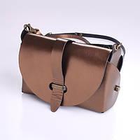 Кожаная сумка Scappa BAG-3 коричневая