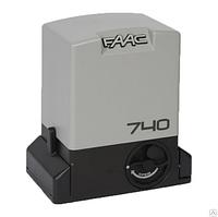Автоматика для відкатних воріт Faac 740