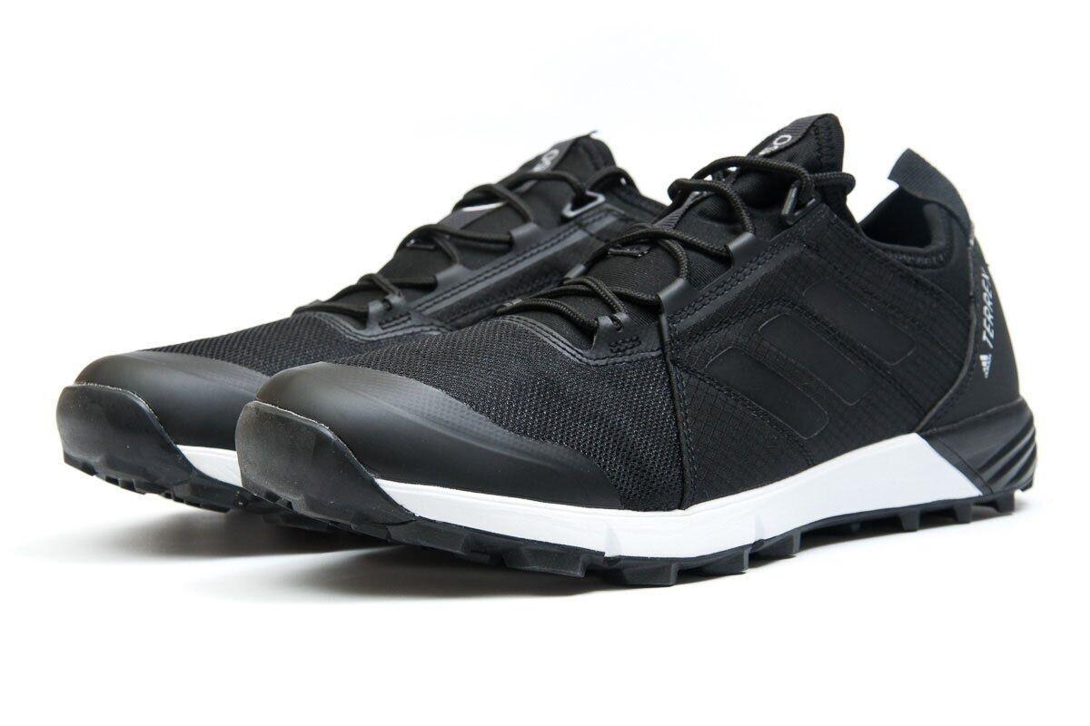 Мужские кожаные кроссовки Adidas Terrex 250 (реплика)