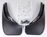 Брызговики задние для Volkswagen Fox 2005- оригинальные комплект 2 шт 5Z0075101