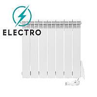 Электрорадиатор ELECTRO.12W, стандарт 500/96 (168Вт) Wi-Fi 1300Вт